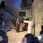 Erste Station: Jesus wird angeklagt