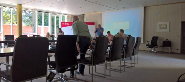 Sitzungssaal der Stadt Neusäß
